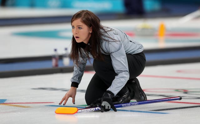 British skip Eve Muirhead was disappointed with the conclusion of the contest with Sweden