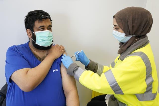 Coronavirus - Tue May 18, 2021