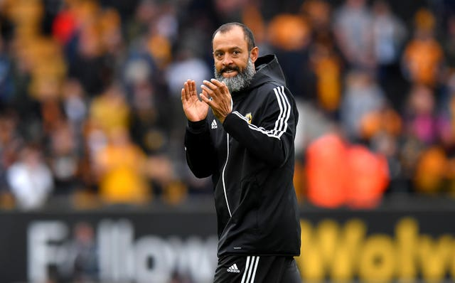 City will hope to add to their impressive home record when they host Nuno Espirito Santo's Wolves