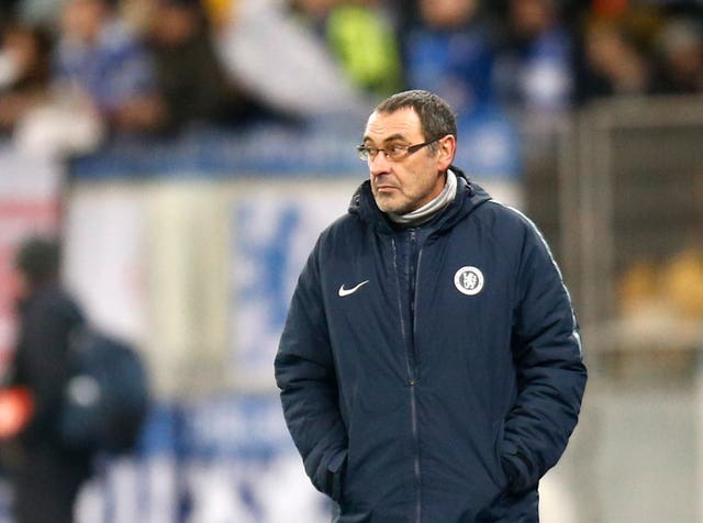 Chelsea manager Maurizio Sarri had expressed concerns over the pitch
