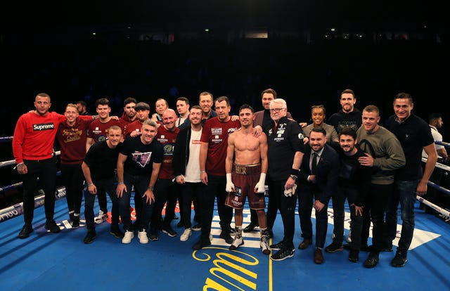 Anthony Crolla said goodbye to the sport after his final contest ended with the vacant WBA continental lightweight title