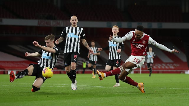 Arsenal v Newcastle United – Premier League – Emirates Stadium