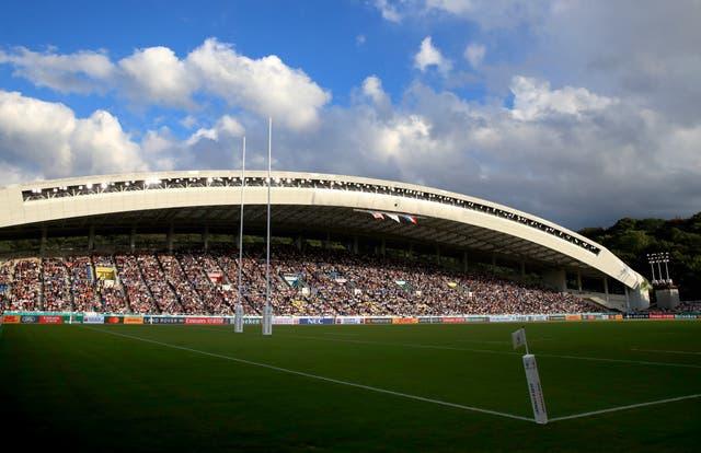 Ireland are due to take on Samoa in Fukuoka