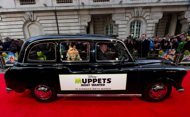 Muppets Most Wanted Premiere – London