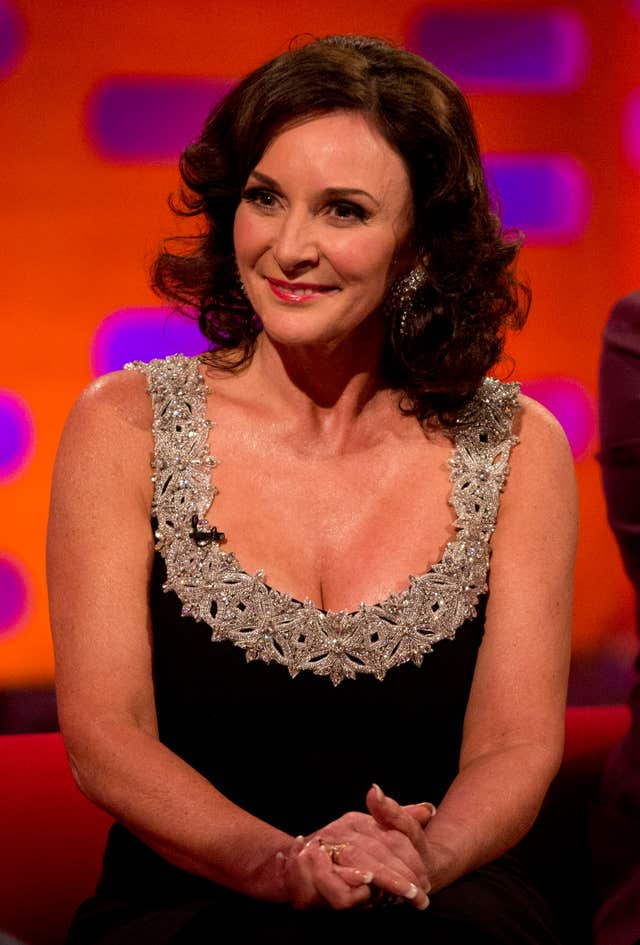 Shirley Ballas interview