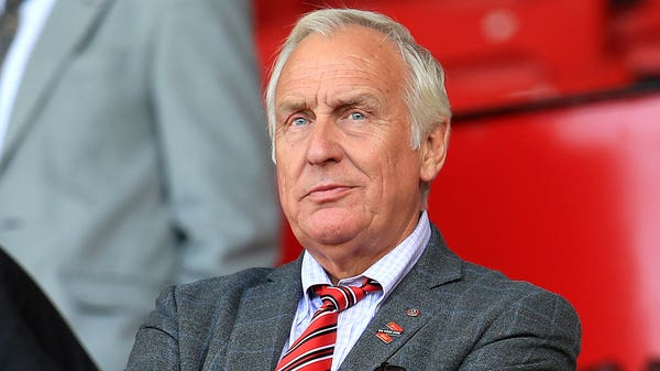 Sheff Utd ownership saga seemingly over as McCabe is refused right to appeal