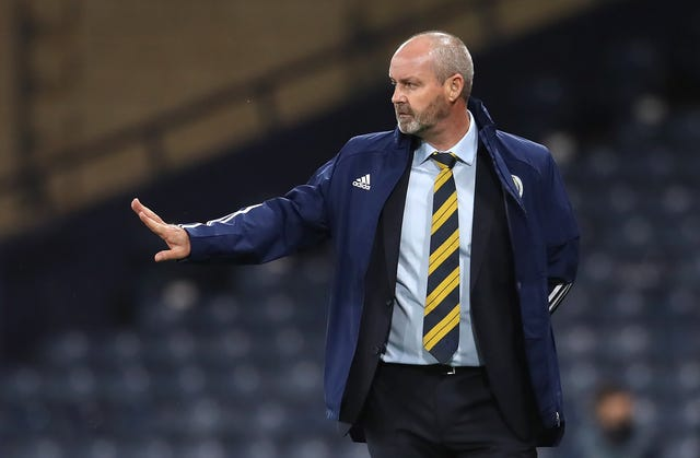 Scotland manager Steve Clarke is peparing his players to face a unique situation in the Czech Republic