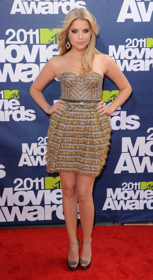 2011 MTV Movie Awards – California