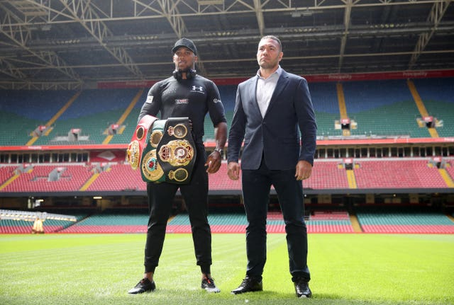 A shoulder injury in sparring denied Kubrat Pulev the chance to fight Anthony Joshua in 2017