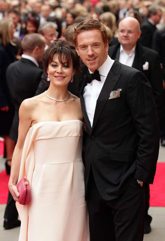 Olivier Awards 2013 Arrivals – London