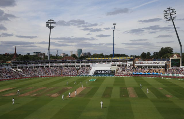 England have a strong record at Edgbaston
