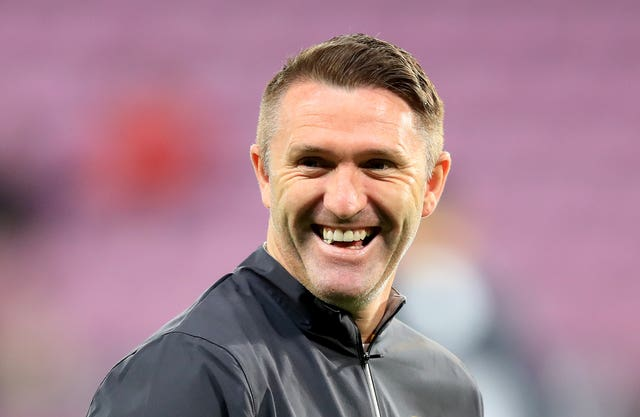 Robbie Keane is part of the current coaching set-up.