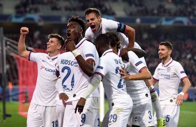 Chelsea have recorded impressive away wins against Lille and Ajax