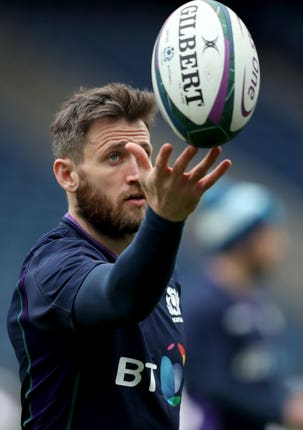 Scotland Captain's Run – BT Murrayfield