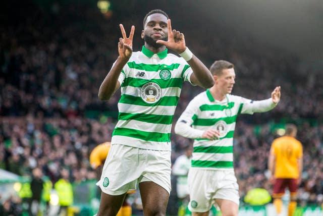 Celtic v Motherwell – Ladbrokes Scottish Premiership – Celtic Park