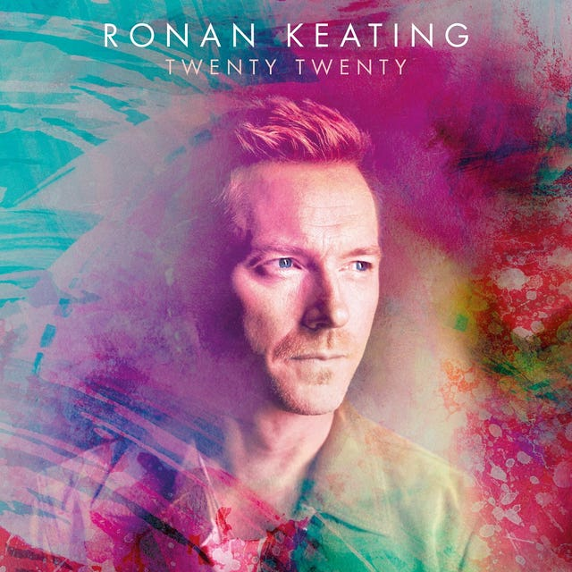 Ronan Keating new album and tour