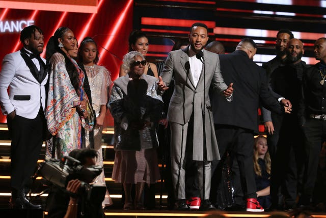 62nd Annual Grammy Awards – Show