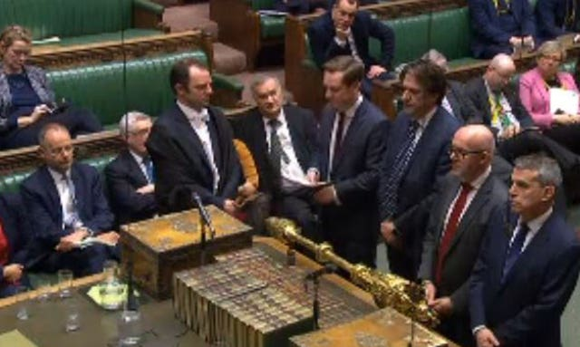 MPs approve the European Union (Withdrawal Agreement) Bill