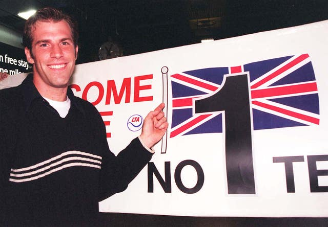 Rusedski rose to British number one and fourth in the world after his US Open final defeat in 1997