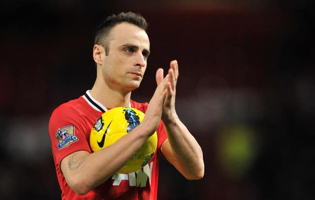 Berbatov was a hit at Old Trafford