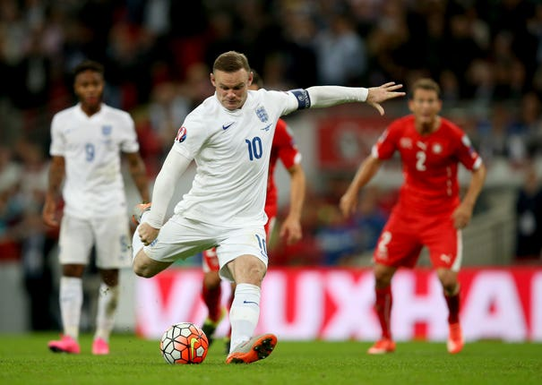 Soccer – UEFA Euro 2016 – Qualifying – Group E – England v Switzerland – Wembley Stadium