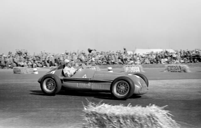 Formula One Motor Racing – British Grand Prix – Silverstone 1950