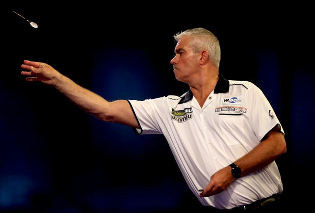 Steve Beaton lost out