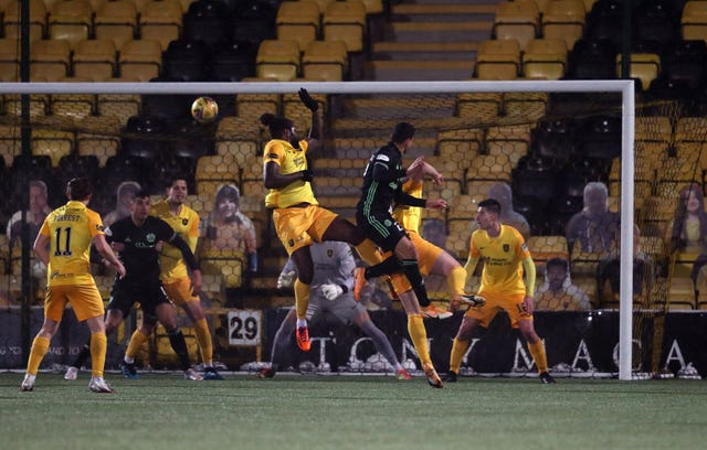 Livingston v Celtic – Scottish Premiership – Toni Macaroni Arena