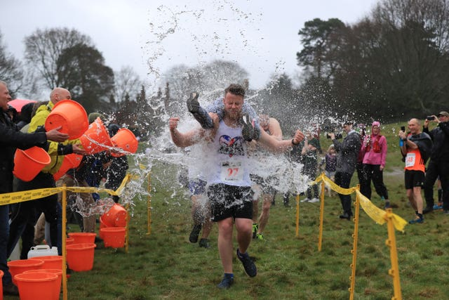 UK Wife Carrying Race 2019