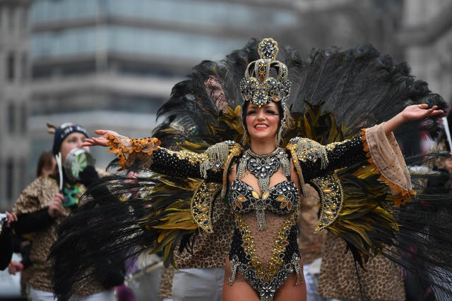 London New Year's Day Parade 2020