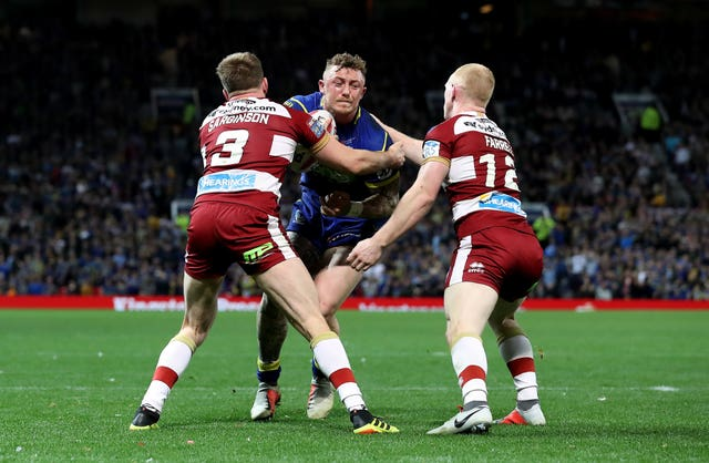 Wigan beat Warrington in last season's Grand Final