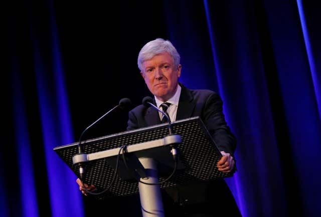 Tony Hall, Director-General of the BBC