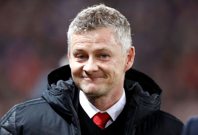 Interim manager Ole Gunnar Solskjaer has won eight and drawn one from his nine games in charge at Old Trafford