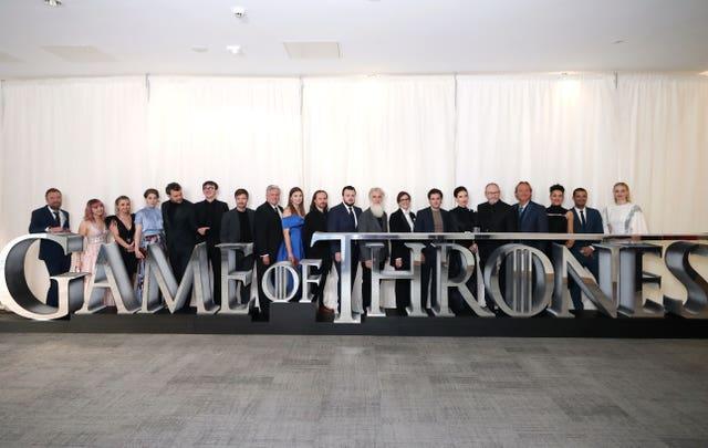 Game of Thrones Premiere – Belfast