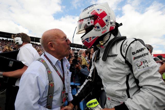 Motor Racing – Formula One World Championship – British Grand Prix – Race – Silverstone