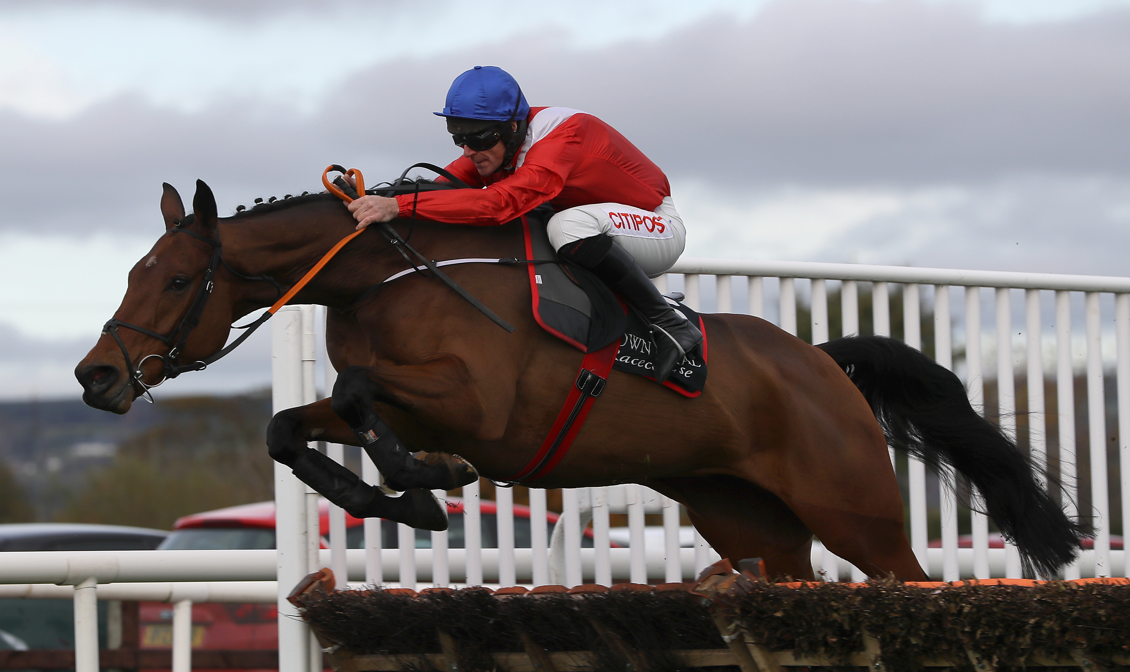 Envoi Allen on his way to winning at Down Royal