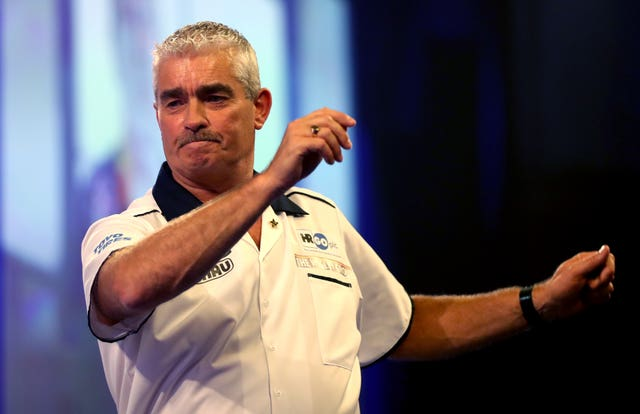 Steve Beaton won the BDO World Darts Championship in 1996