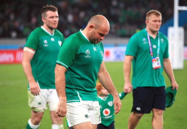 Rory Best retired after Ireland's World Cup exit