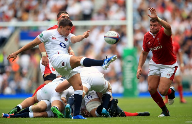 Wales are looking to bounce back in the return fixture against England
