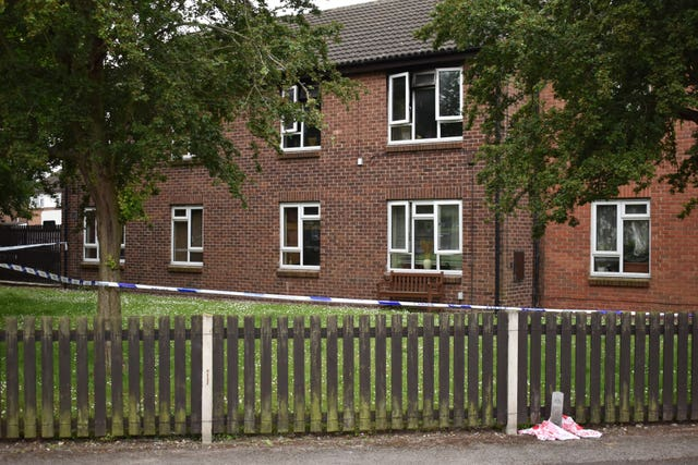 Long Eaton fatal flat fire