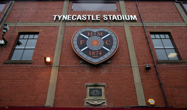 Today's news could spell relegation for Hearts.