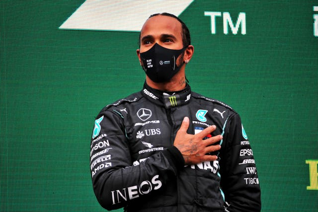 Lewis Hamilton file photo