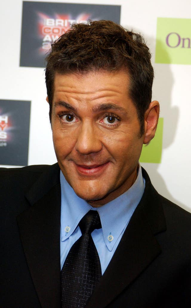 Supermarket Sweep was previously hosted by Dale Winton