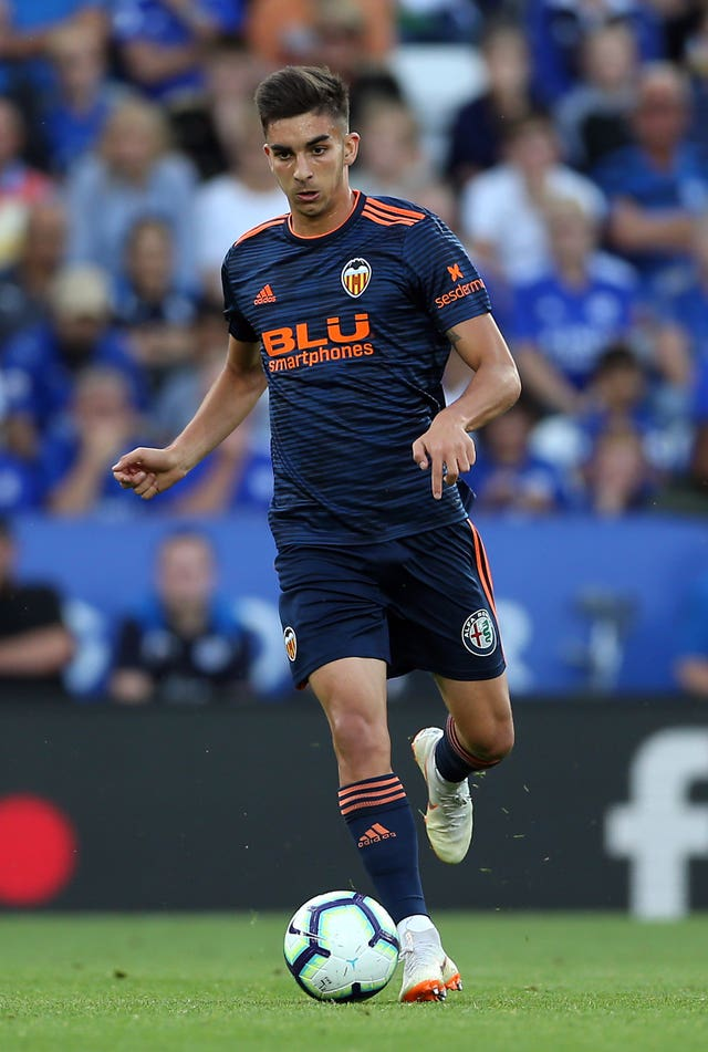 Real Madrid is monitoring Ferran Torres' position with Valencia