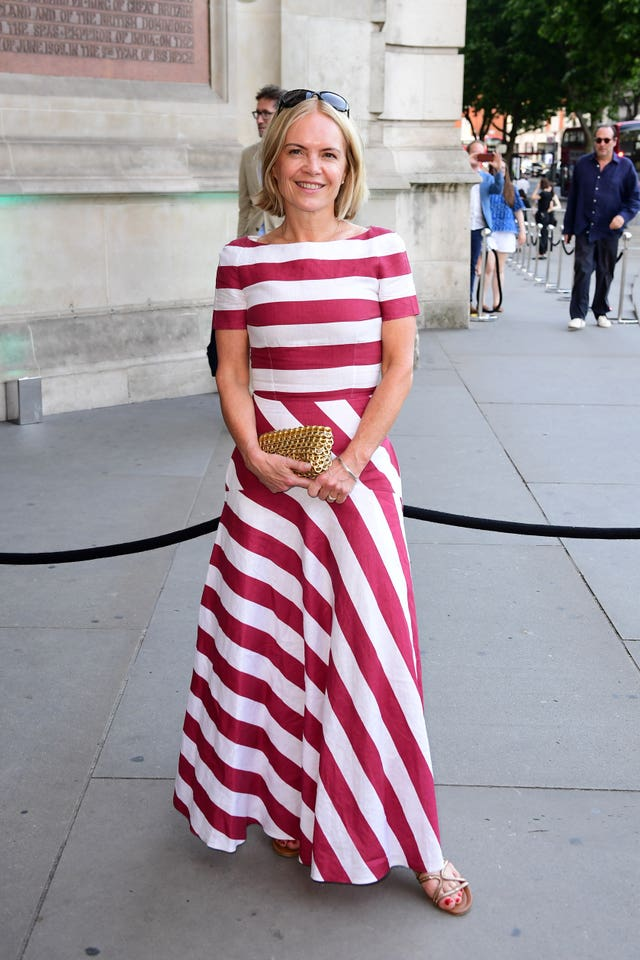Mariella Frostrup at an event