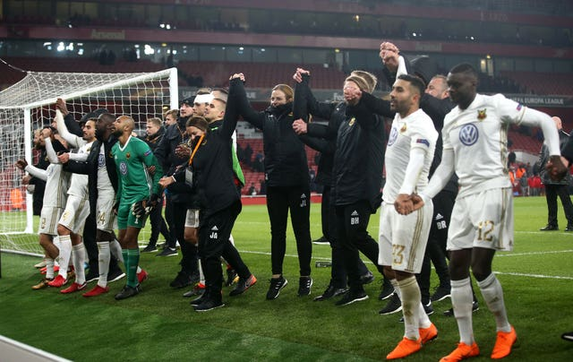 Ostersund's magical Europa League run came to an end in north London