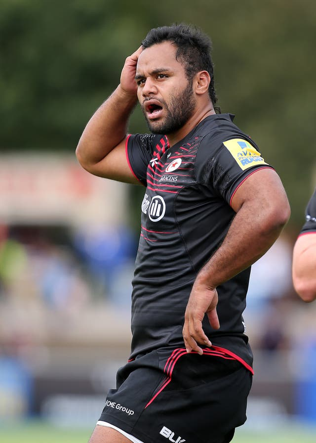 Billy Vunipola