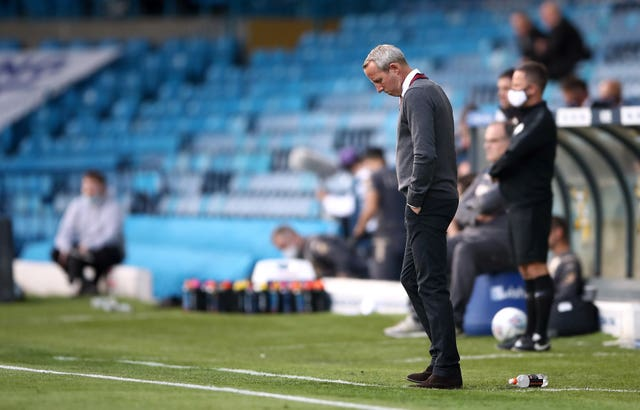Lee Bowyer's Charlton finished in the bottom three after losing at Leeds on Wednesday