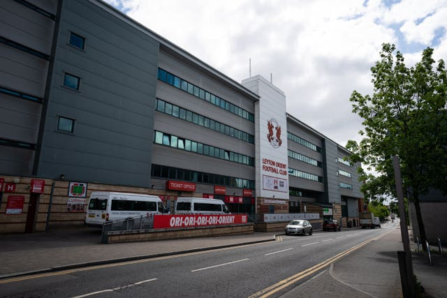 Leyton Orient were set to host Tottenham in the third round of the Carabao Cup before an outbreak of coronavirus cases forced the tie to be called off