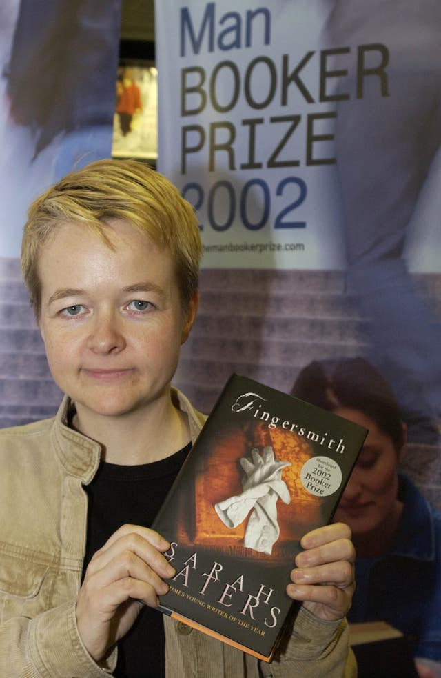 Sarah Waters – Booker Prize